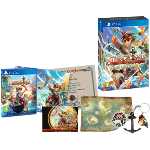 stranded sails signature edition ps4