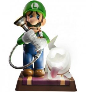 Figurine First 4 Figures Luigi's Mansion 3 edition Collector
