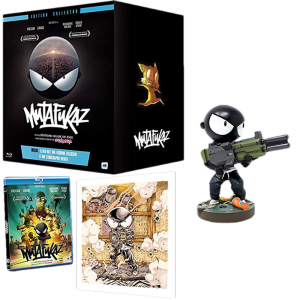 Mutafukaz edition collector blu ray
