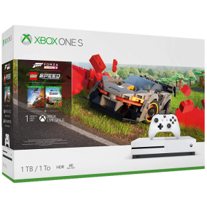 Pack Xbox One S 1 To Forza Horizon 4 DLC Lego
