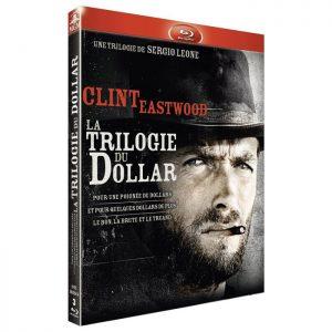 Trilogie Du Dollar 3 films en Blu Ray