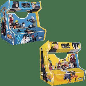 arcade mini naruto