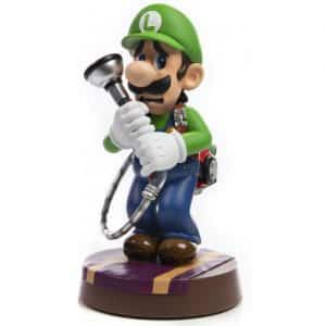 first 4 figure luigi's mansion 3 figurine