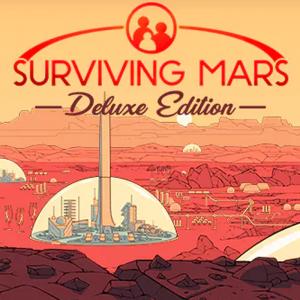 surviving mars edition deluxe pc visuel produit