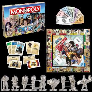 visuel produit monopoly one piece