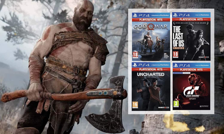 SLIDER Promo Pack 2 jeux Playstation Hits