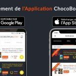 SLIDER lancement application chocobonplan v2