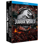 jurassic world collection blu ray visuel produit