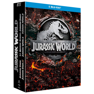 jurassic world collection blu ray visuel produit