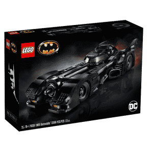 lego batmobile 1989 tim burton