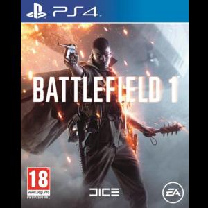 BATTLEFIELD 1 SUR PS4 pas cher