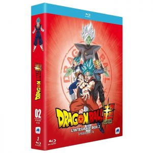 Dragon Ball Super integrale Box 2