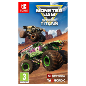Monster Jam Switch visuel produit