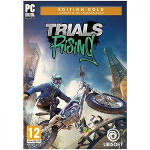 Trials Rising Gold Edition sur PC dematerialise
