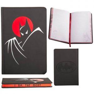 carnet de notes batman