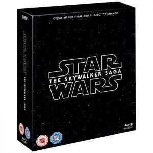 integrale star wars blu ray 9 films
