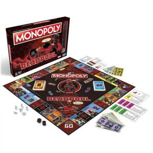 monopoly deadpool