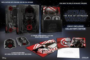 star wars 9 collector 4K pas cher