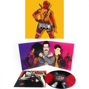 vinyle deadpool 2