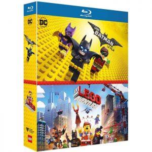 Coffret Lego La Grande Aventure Lego Batman en Blu Ray