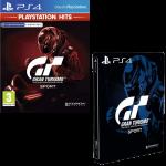 Gran Turismo Sport PS Hits sur PS4 steelbook