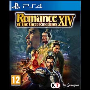 Romance of the Three Kingdoms XIV 14 PS4