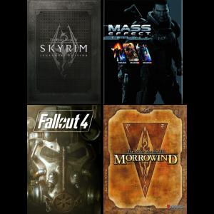Selection de jeux PC en promo chez Eneba