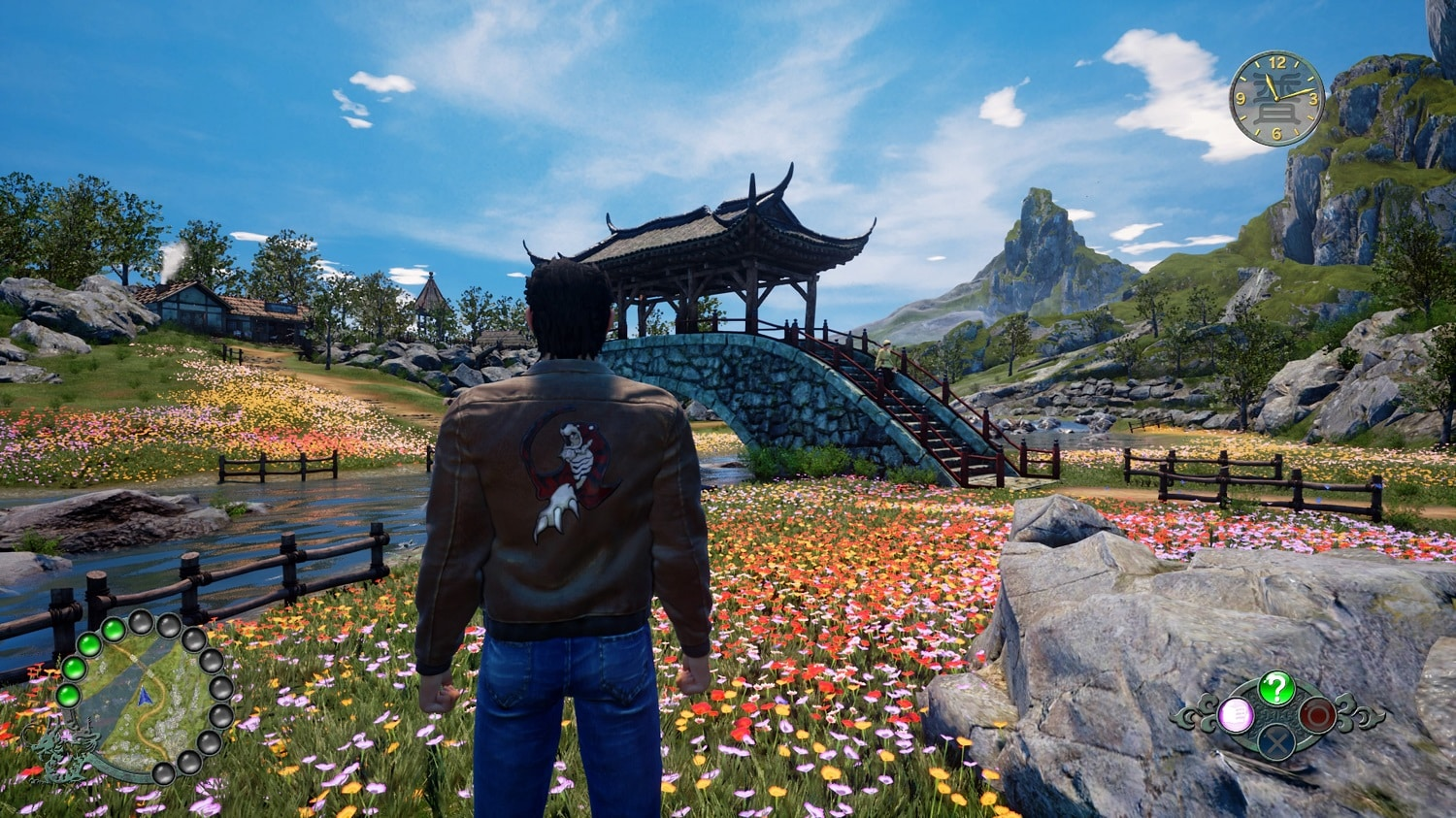 test shenmue 3 panoramas