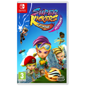 Super Kickers League Ultimate Edition Switch