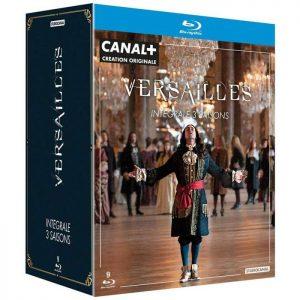 Versailles en Blu Ray