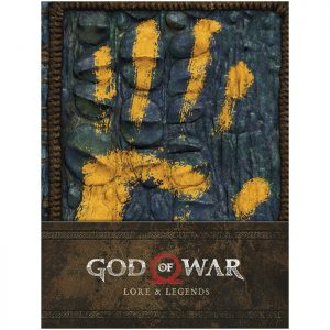 artbook God of War Lore and Legends