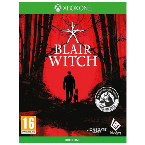 blair witch xbox one version boite
