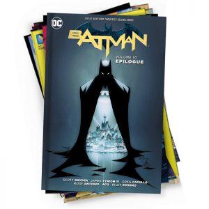 bon plan comics batman