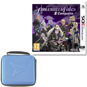 fire emblem fates conquete housse steelplay 2DS