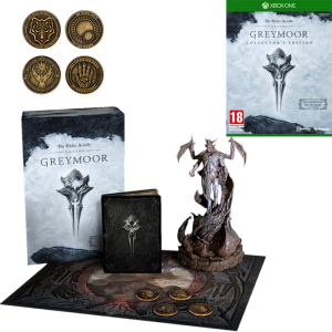 greymoor collector xbox one