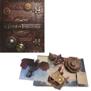 guide pop up game of thrones