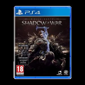 l'ombre de la guerre ps4 pas cher