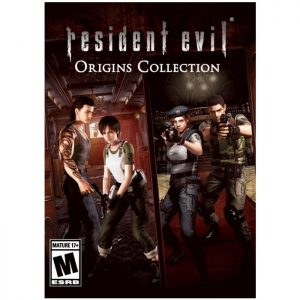 resident evil origins collection pc pas cher