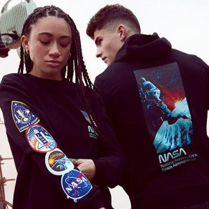 vetements nasa pas cher