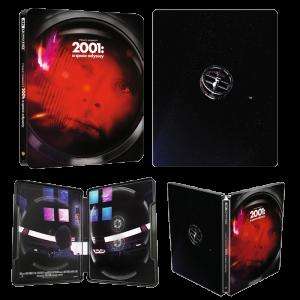 2001 blu ray 4k Steelbook