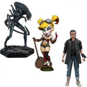 3 figurines pour 35 euros promo zavvi