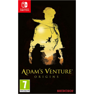 Adam's Venture Origins sur Switch