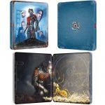Ant-Man en Blu Ray 4K + Blu Ray 2D Edition Steelbook exclu Zavvi