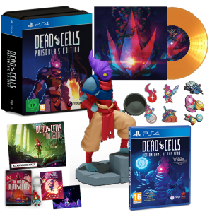 DEAD CELLS PRISONER EDITION PS4 collector