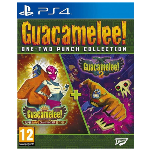 Guacamelee! one-two punch collection sur PS4