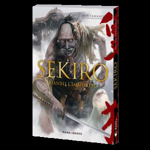 Manga Sekiro Hanbei L'immortel