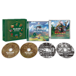 OST CD Zelda Link's Awakening Edition Dreaming Island (version JAP)