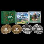 OST CD Zelda Link's Awakening Edition Dreaming Island (version JAP)