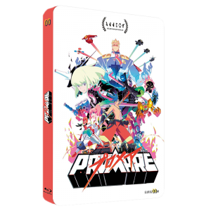 Promare Edition Collector Blu Ray
