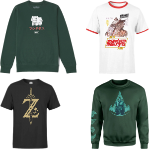 Promo 1 T Shirt 1 Sweat Shirt zavvi 14 09 21